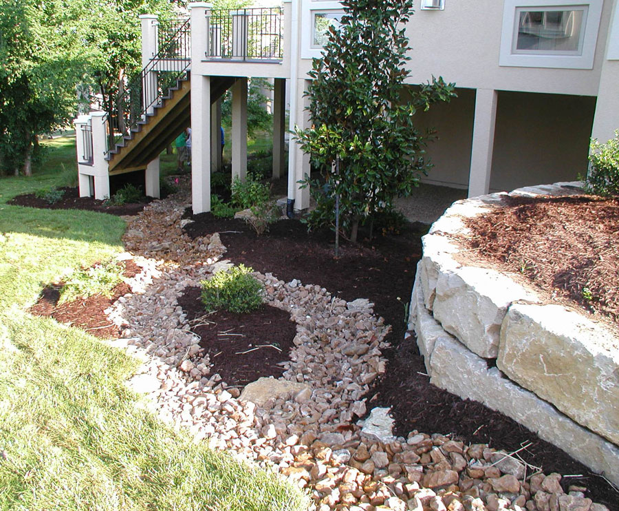 backyard hardscape and landscape designs