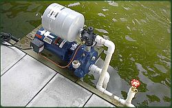 kansas city lake pump installation