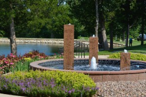 corporate office landscape designs