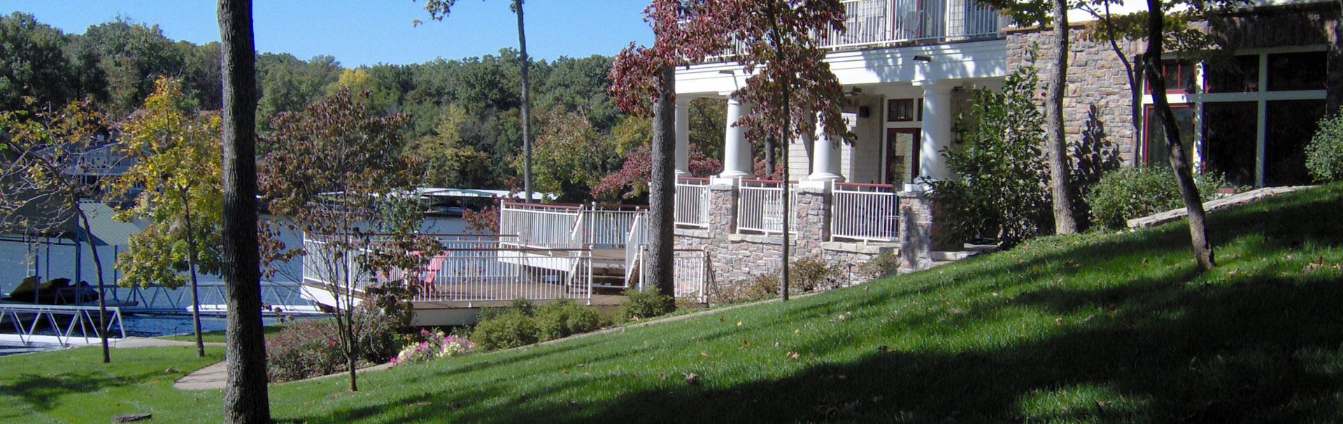 lake landscaping