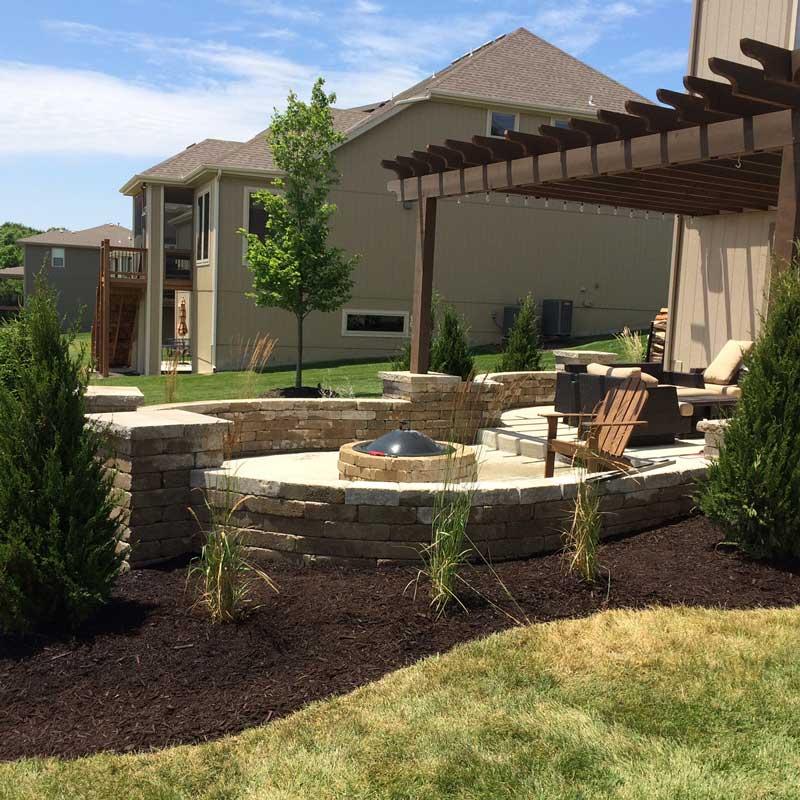 backyard landscapes
